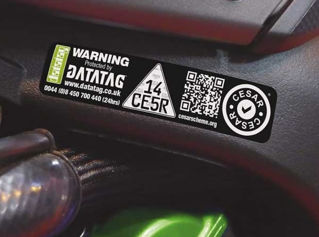 traceur antivol Datatag CESAR
