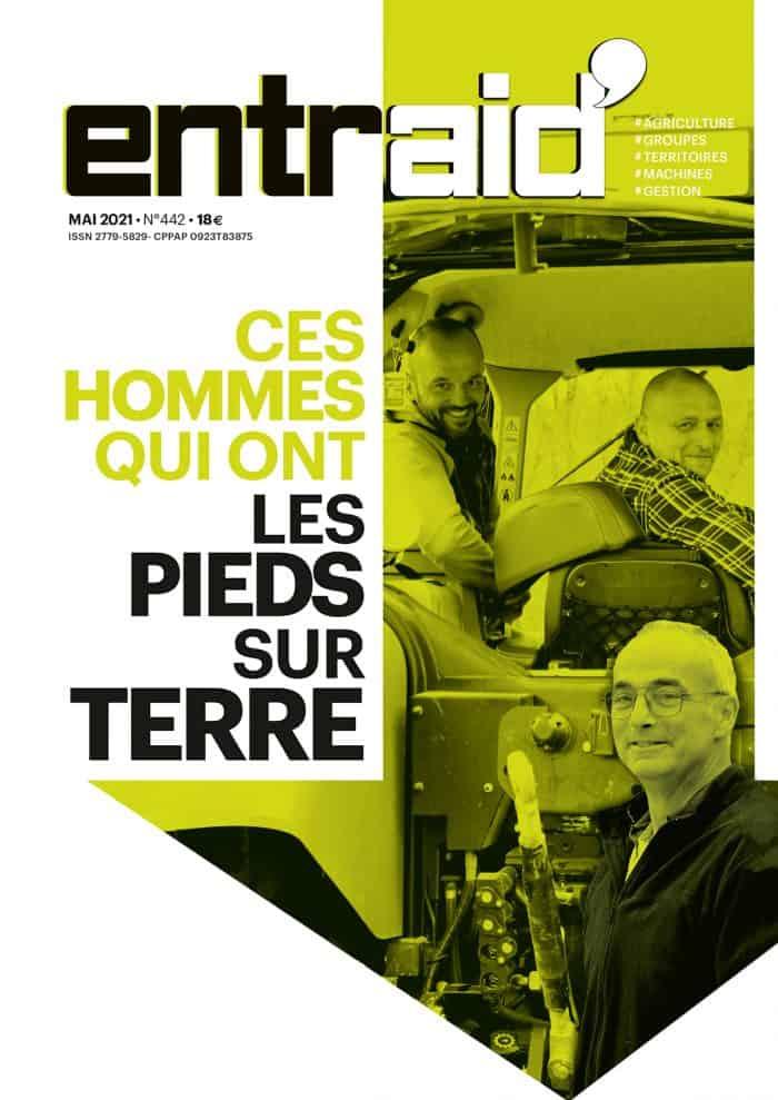 couverture entraid magazine mai 2021
