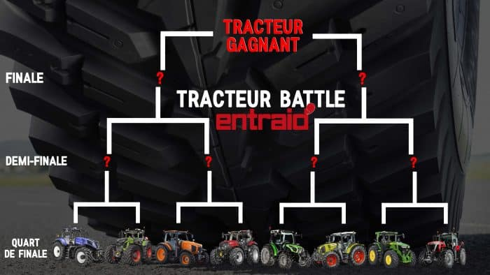 tracteur battle