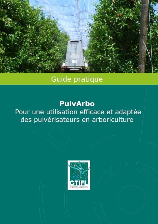 guide PulvArbo du CTIFL