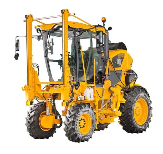 tracteur enjambeur Grégoire GS4.4