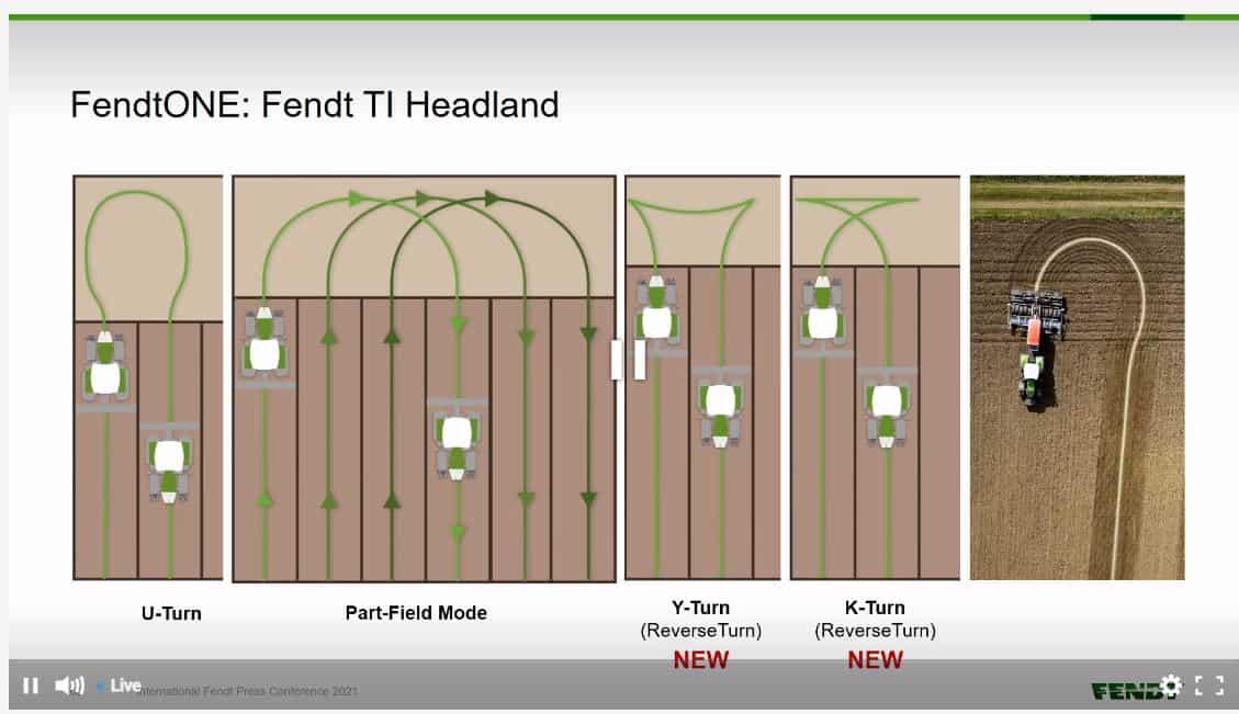 Fendt One Offboard