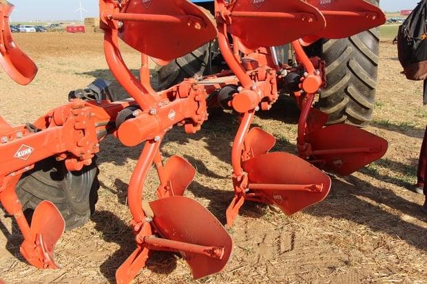 nouveautés désherbage mécanique Innov Agri
