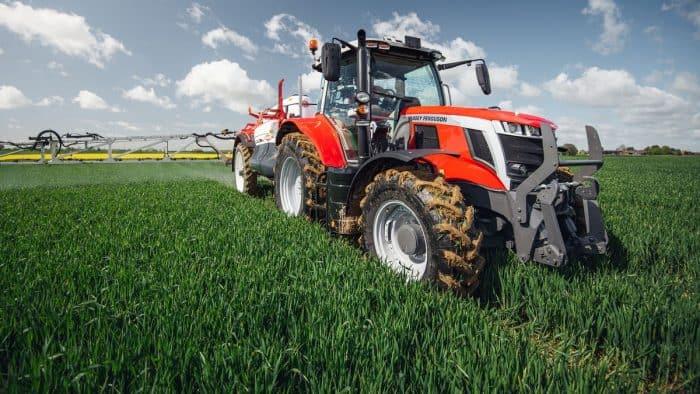 tracteur Massey Ferguson 6S