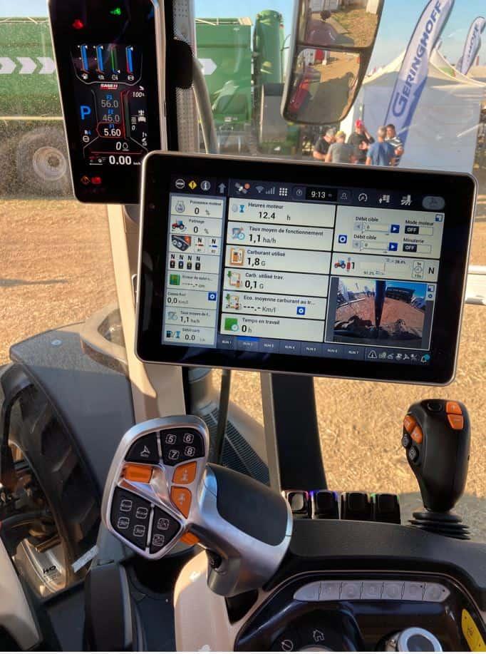 case ih optum tracteur innov agri 2021