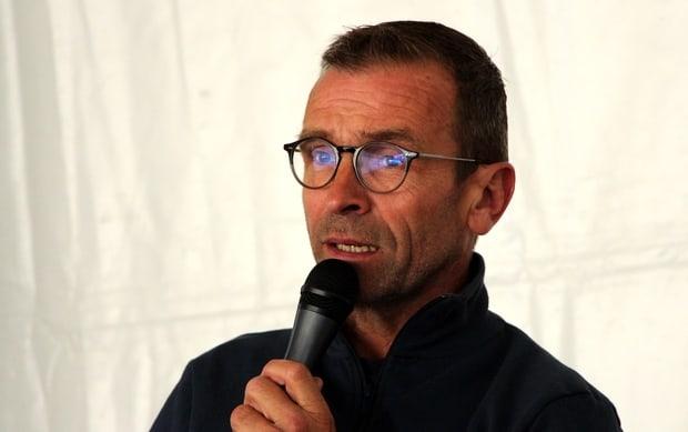 Jean-François Trincot, cuma de la Guerge