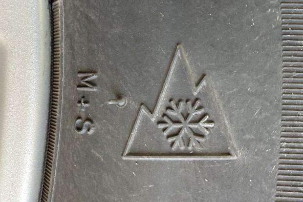 logo pneu hiver M-S