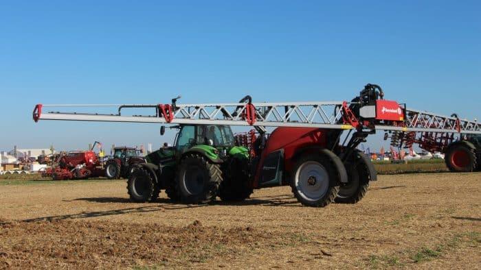 nouveautés pulvérisation Innov'Agri