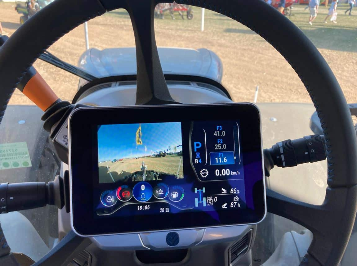 innov agri cabine tracteur New Holland T7 HD