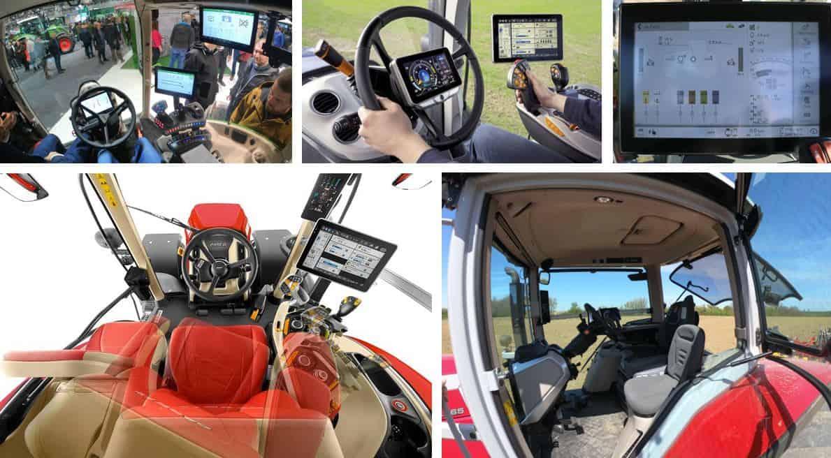 nouveaux tracteurs 200ch rentrée 2021