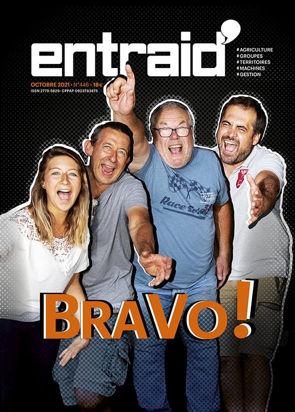 couverture entraid magazine octobre 2021