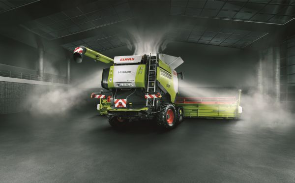 claas dynamic cooling